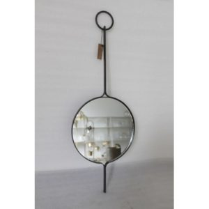 miroir anneaux simple