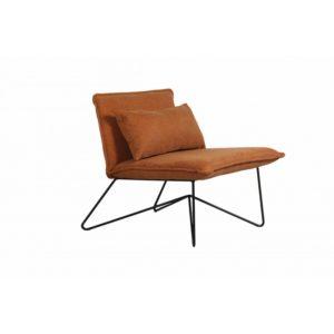 fauteuil trinita orange