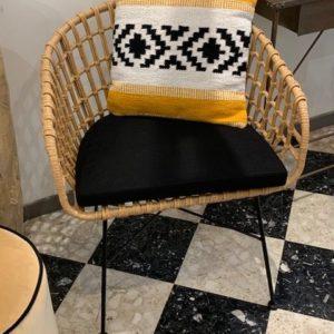 Vente en ligne coussin Aztèque - Boutique Chez Nous